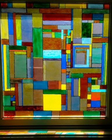 window stain glass