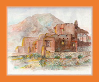 Mexican house-2